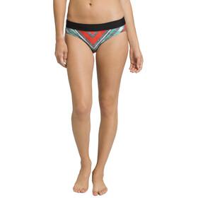 Prana Ramba - Bikini Femme - rouge/noir
